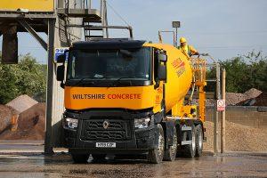 wiltshire concrete mixer