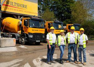 wiltshire concrete team