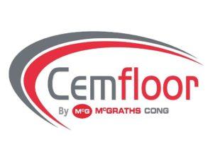 Cemfloor logo - slide