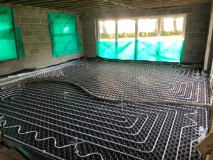 Ready for Cemfloor to be poured